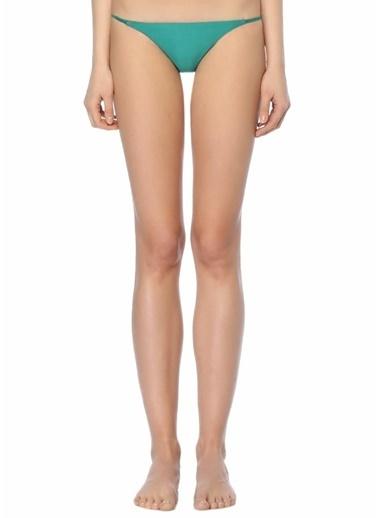 Milly Bikini Alt Yeşil